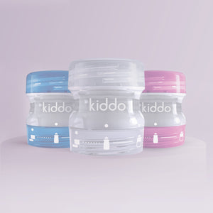 kiddo'z by kiddo - Pack x1 - Transparente