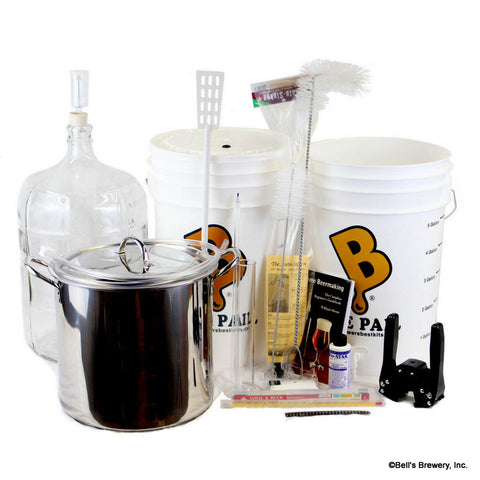 Brewers Beast w/ Glass Carboy