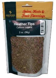 Heather Tips