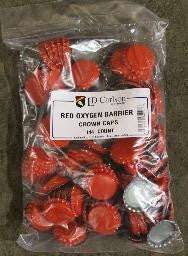Red Crown Caps