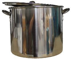 Brew Kettle Stainless 42 qt