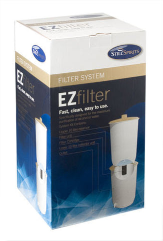EZ Filter System Still Spirits