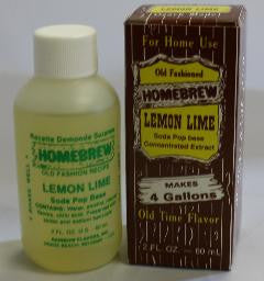 Lemon Lime Concentrated Extract