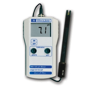 PH Meter Milwaukee