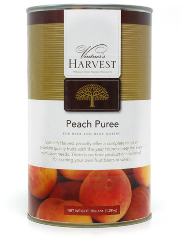 Peach Puree wine base