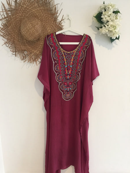 Mulberry Kaftan Long