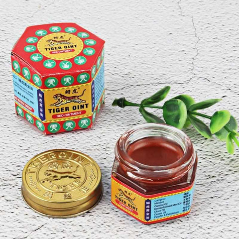 100% Natural Tiger Balm Ointment - ECOcharming.com