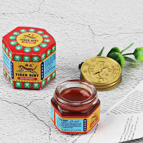 Image of 100% Natural Tiger Balm Ointment - ECOcharming.com