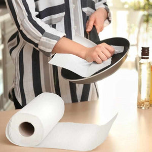 25 x Reusable Bamboo Kitchen Towels - ECOcharming.com