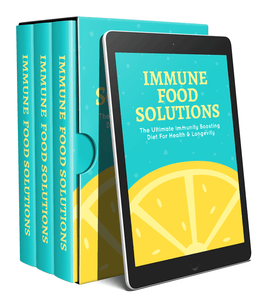 Immune Food Solutions | eBook & 12 Part Video Course + BONUS - YogaWhisper