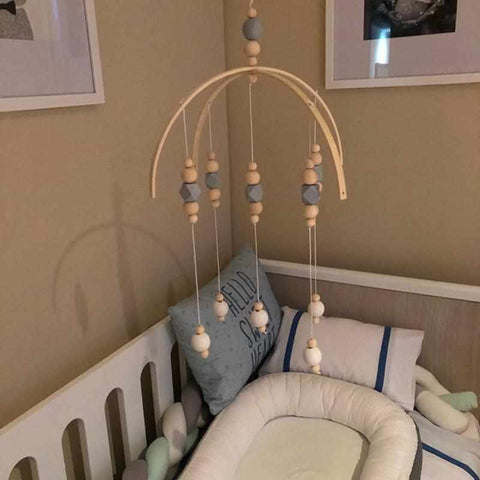 Image of Baby Mobile | Wooden Mobile - ECOcharming.com