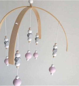 Baby Mobile | Wooden Mobile - ECOcharming.com