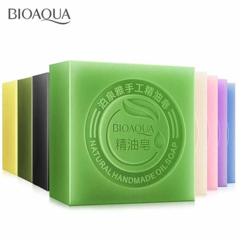 Image of BIOAQUA Luxury | Natural Handmade Oil Soap - ECOcharming.com