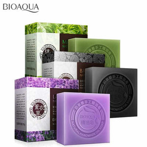 BIOAQUA Luxury | Natural Handmade Oil Soap - ECOcharming.com