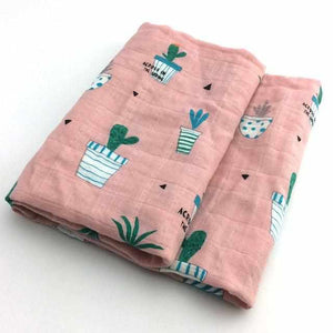 Cute Baby Blanket | 24x24 in (60x60cm) | Various Patterns - ECOcharming.com