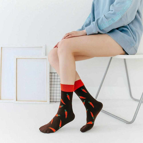 Organic Socks for Women | Various Patterns - ECOcharming.com