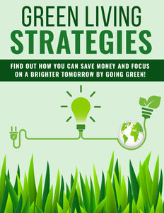 eBook 2-Pack: Green Living Strategies & Green Home