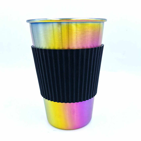 Image of Reusable Coffee Mug / Tea Cup | Stainless Steel - ECOcharming.com