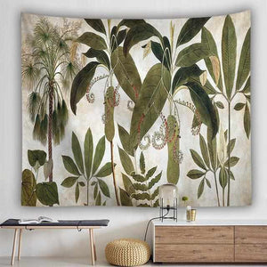 Wall Hanging Tapestry Prints | Tropical Designs | Various Motifs & Sizes - ECOcharming.com