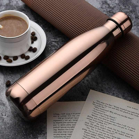 Image of Water Bottle | Stainless Steel | Vacuum Flask - ECOcharming.com
