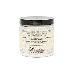 Chamomile and Lavender for Extremely Dry Skin Body Moisturizing Cream