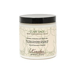 Clary Sage Body Moisturizing Cream