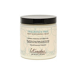 Fragrance Free Body Moisturizing Cream