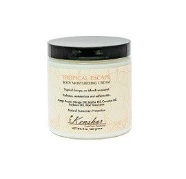 Tropical Escape Body Moisturizing Cream