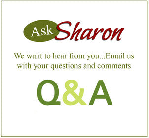 Ask Sharon