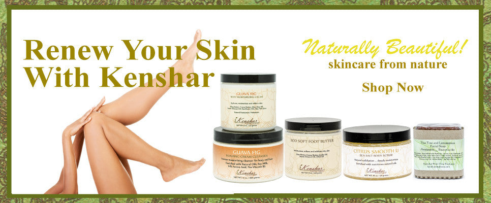 Renew Your Skin With Kenshar