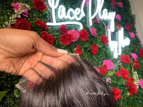 HD Film Lace Closures