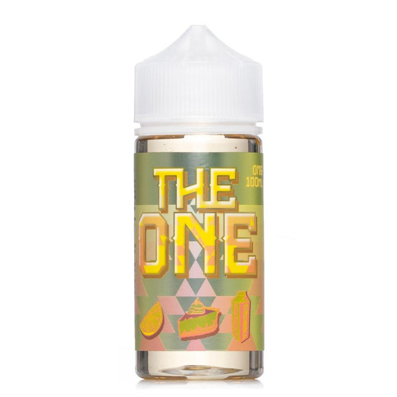 The One – Lemon Crumble Cake 100ml