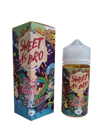 Mango Pitaya Pineapple E-Liquid 100ml