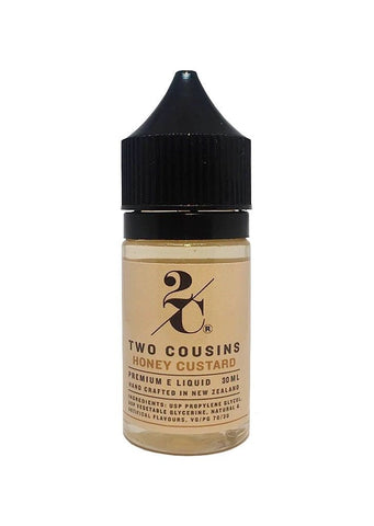 Two Cousins - Honey Custard 100ml