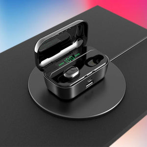 (Last Day 60% OFF!!!) Latest Style Touch Control Wireless Earbuds