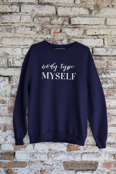 Body Type: Myself Crewneck
