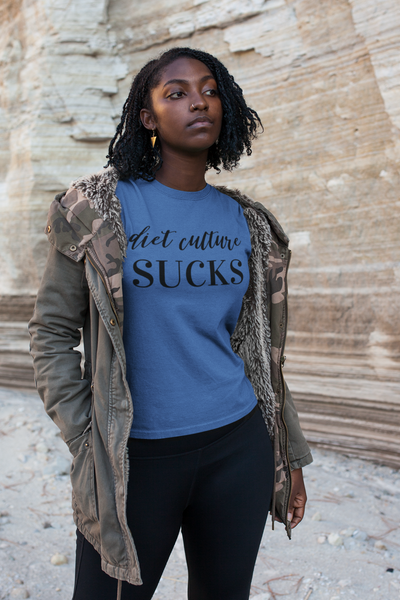 Diet Culture Sucks T-Shirt