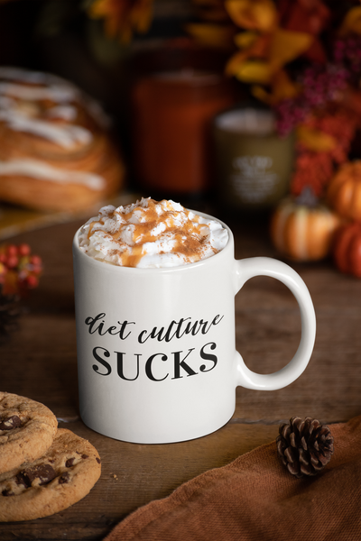 Diet Culture Sucks Mug
