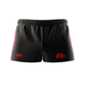TRC Touch Shorts - Black Side Panel