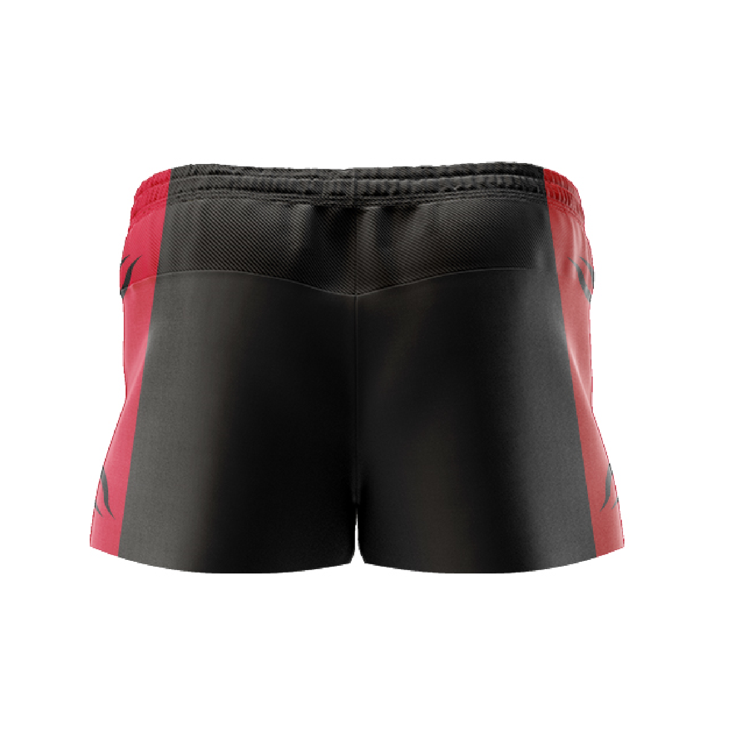 TRC Touch Shorts - Red Side Panel