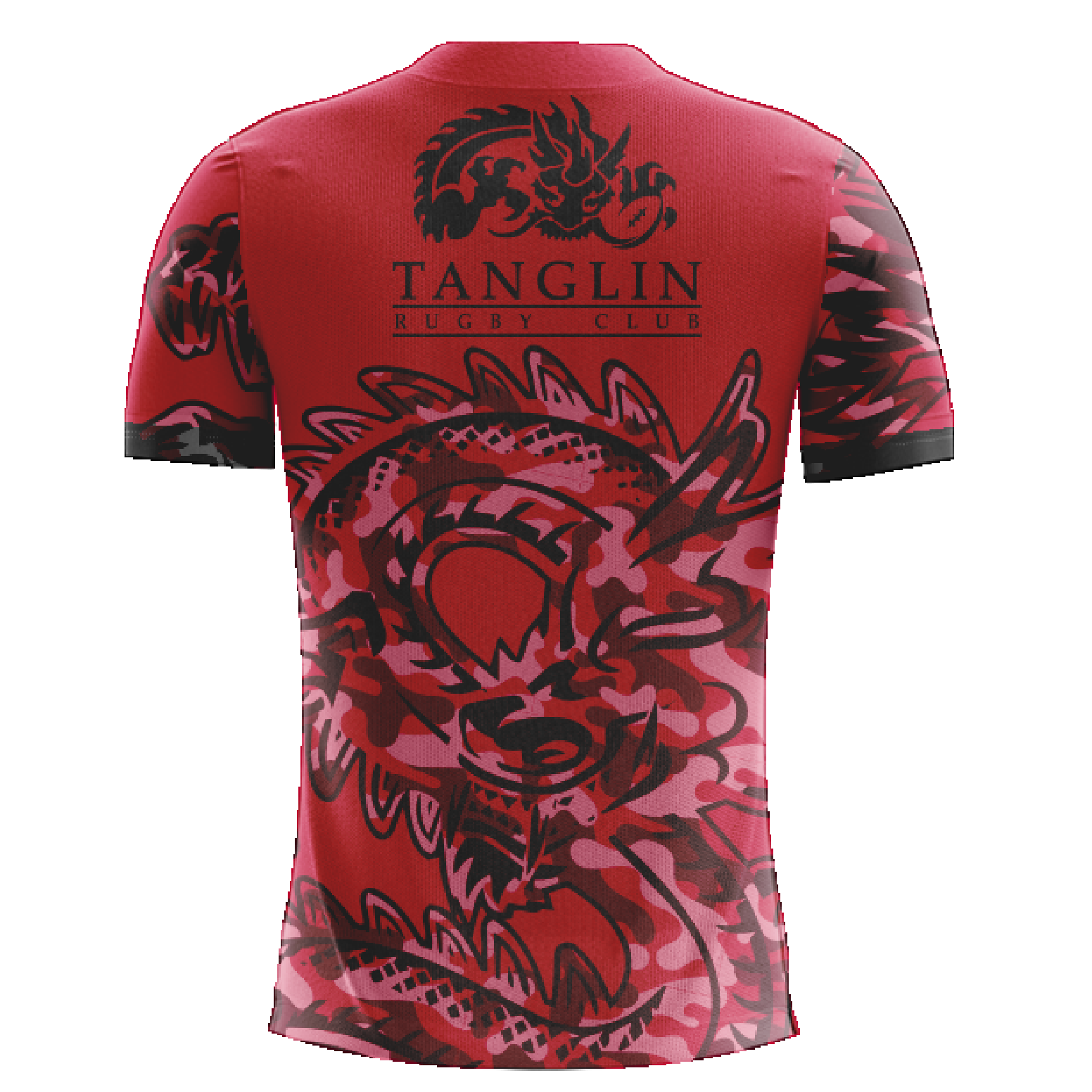 TRC Training Tee 2021 - Dragon