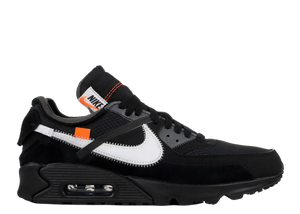 NIKE X OFF-WHITE 'AIR MAX 90' (THE TEN) BLACK