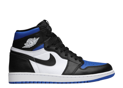 AIR JORDAN 1 RETRO HIGH OG 'ROYAL TOE' GS