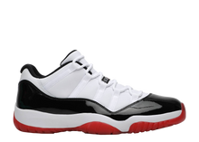 "Load image into Gallery viewer, AIR JORDAN 11 RETRO LOW ""CONCORD-BRED"""