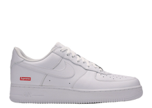 Load image into Gallery viewer, AIR FORCE 1 X SUPREME 'WHITE'