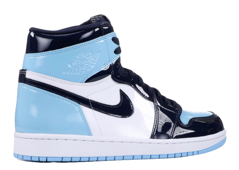 "AIR JORDAN 1 RETRO HIGH OG WOMANS ""UNC PATENT"""
