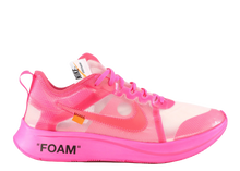 Load image into Gallery viewer, NIKE X OFF-WHITE 'ZOOM FLY' PINK