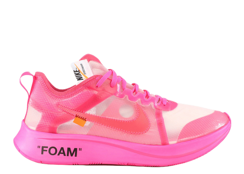 NIKE X OFF-WHITE 'ZOOM FLY' PINK
