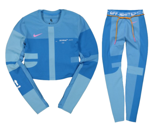 NIKE X OFF-WHITE WOMEN'S EASY RUN SET