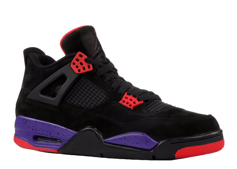 AIR JORDAN 4 RETRO PREMIUM 'RAPTOR'